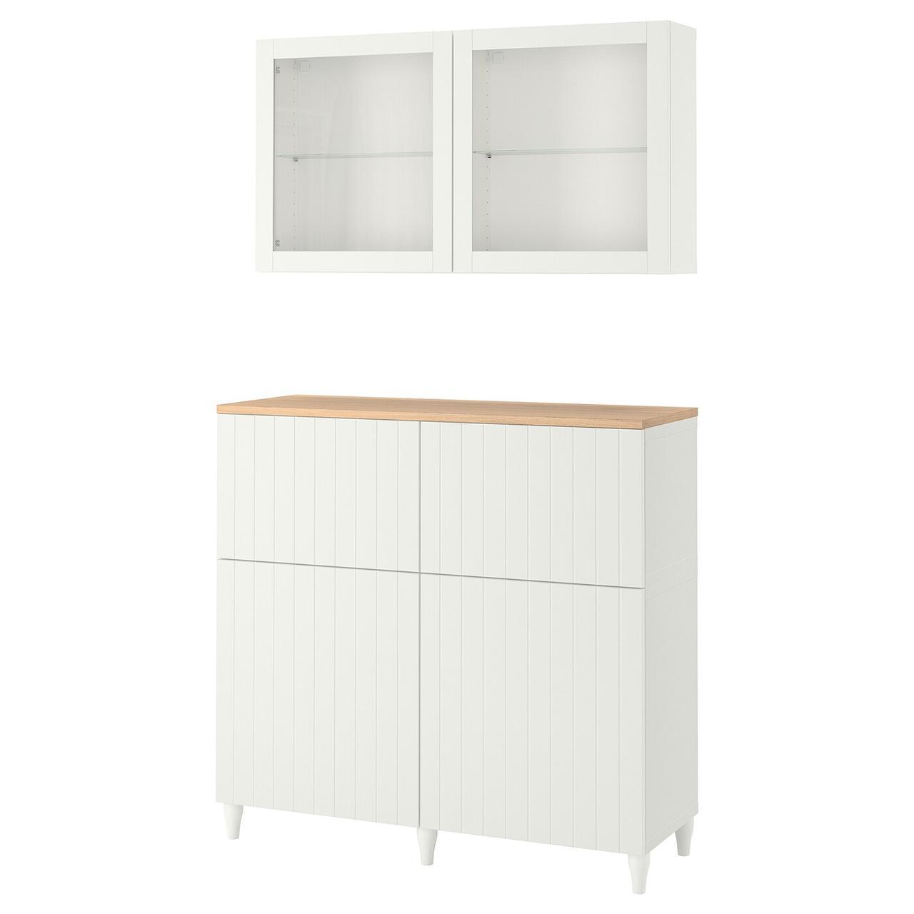 IKEA BESTÅ Комбінація 120x42x240 см
