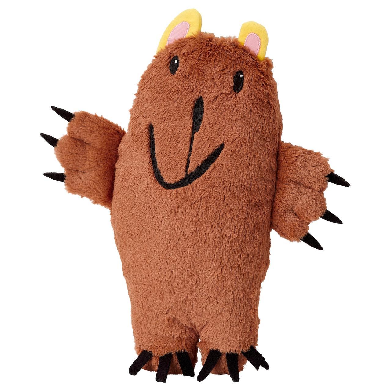 IKEA SAGOSKATT Мягкая игрушка, медведь бурый