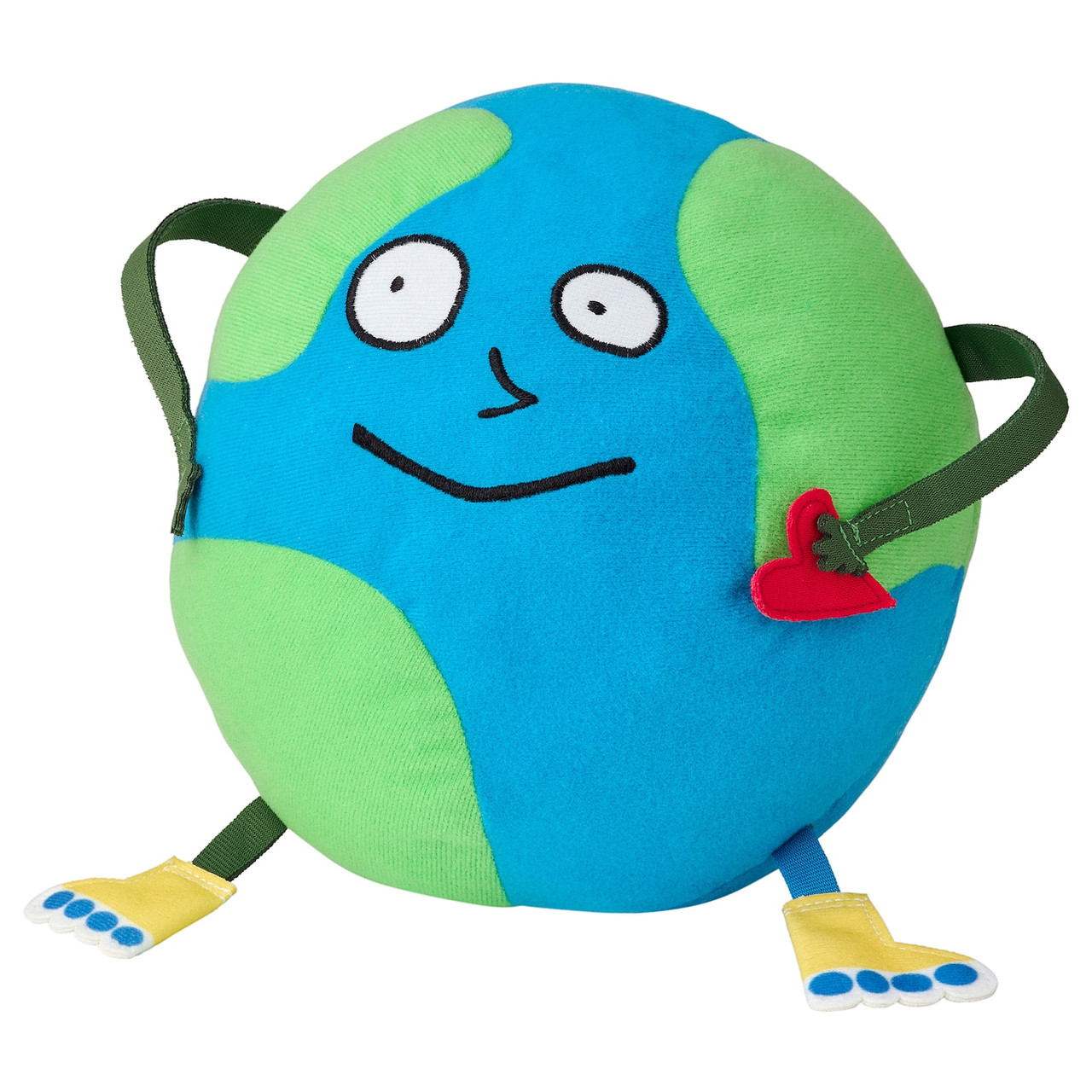 IKEA SAGOSKATT М'яка іграшка, Людина, глобус
