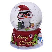 Снежный шар Пингвин (маленький) 4.5х4.5х6.2 см (IMP_NG_4_4_SM_PING), фото 1