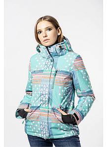 Женская горнолыжная куртка AZIMUTH голубой S\L\XL р