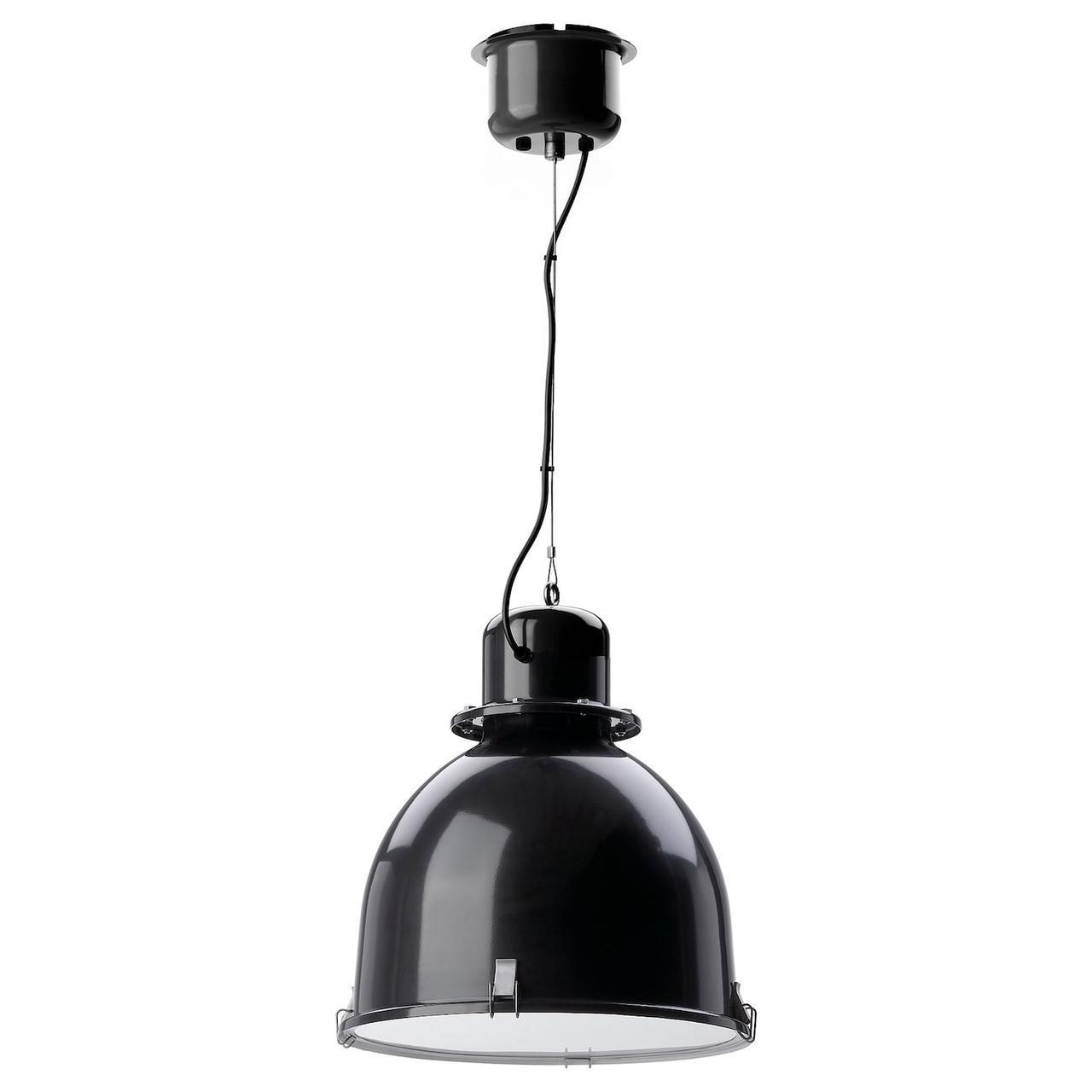 IKEA SVARTNORA Подвесной светильник 38 см