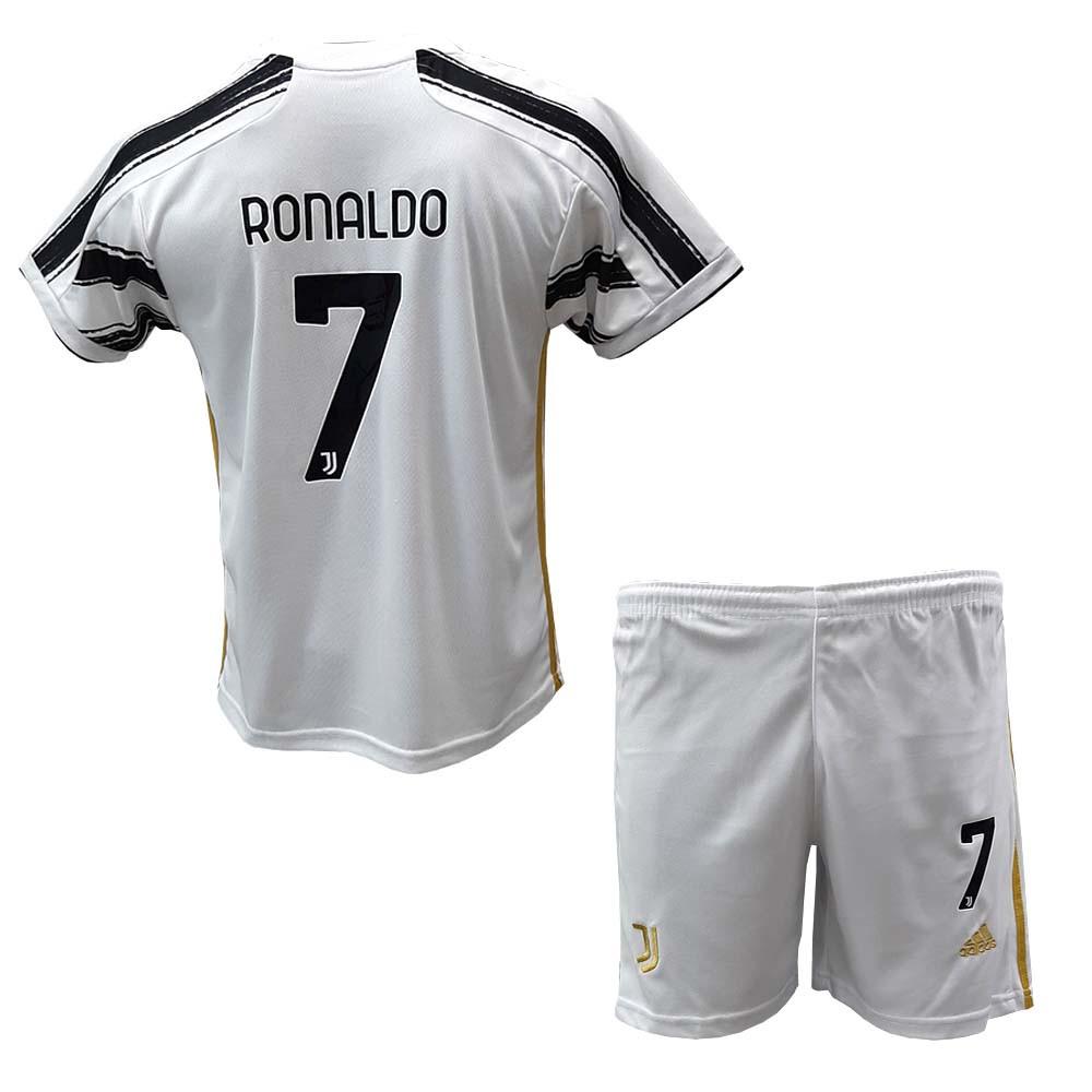 Детская футбольная форма ФК Ювентус Роналдо 2020-2021