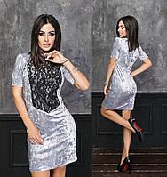 Женское яркое нарядное платье.Размеры:42,44,46 +Цвета, фото 1