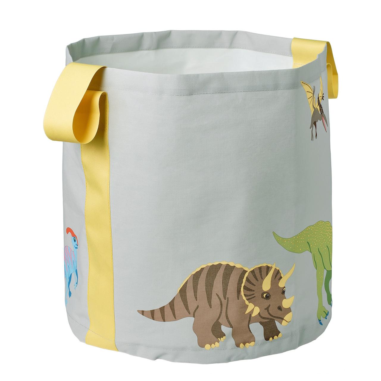 IKEA JÄTTELIK Сумка, динозавр