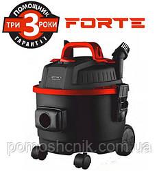 Пылесос для влажной и сухой уборки Forte VC1814