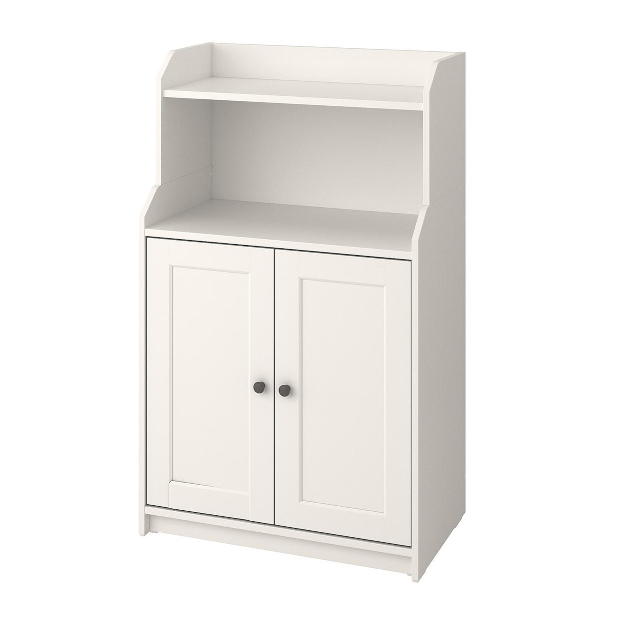 IKEA HAUGA Напольный шкаф/2 дверцы 70x116 см