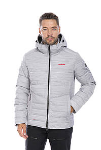 Мужская зимняя Куртка WHS Светло-серый
