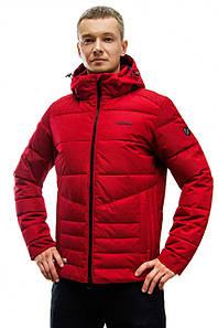 Мужская зимняя Куртка WHS Красный