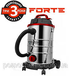 Пылесос для влажной и сухой уборки Forte VC3018SAD