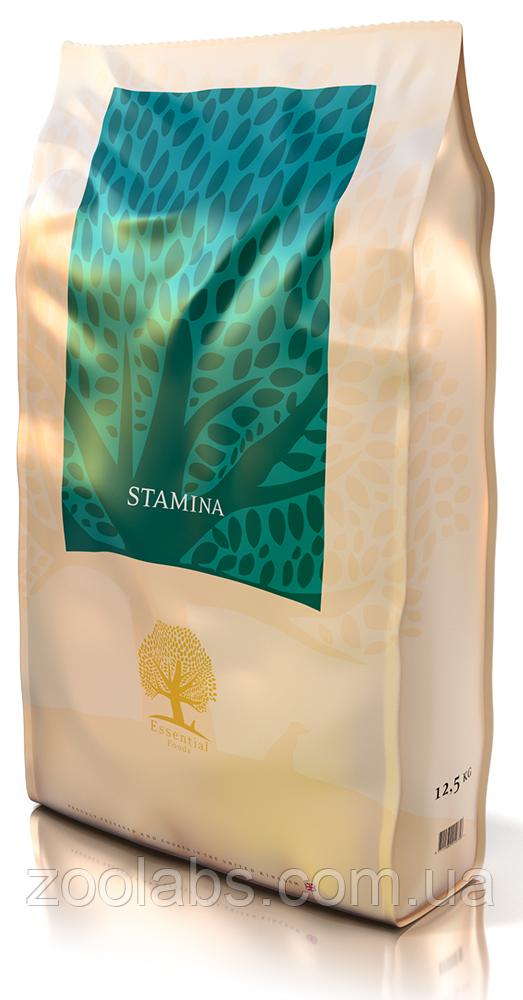 Корм Essential Foods для активных собак | Essential Foods Dog Stamina 12,5 кг