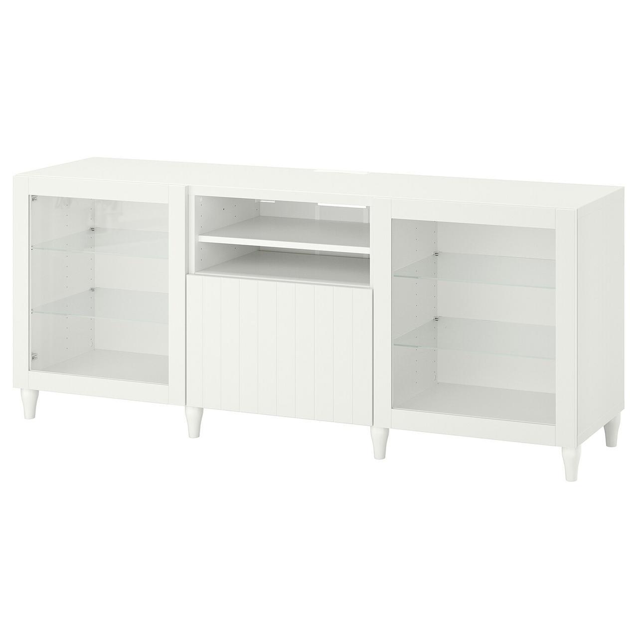 IKEA BESTÅ Тумба під ТБ з ящиками 180x42x74 см