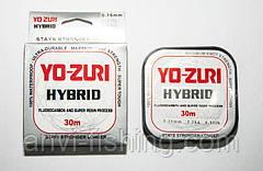 Леска Yo-zuri Hybrid 30м Диаметр 0,16 - 3,1 кг