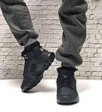 Кросівки чоловічі Nike Air Huarache acronym в стилі найк хуарачи НА ХУТРІ (Репліка ААА+), фото 5
