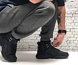 Кросівки чоловічі Nike Air Huarache acronym в стилі найк хуарачи НА ХУТРІ (Репліка ААА+), фото 7