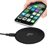 Беспроводная зарядка для Iphone & Android MEDIA-TECH FAST WIRELESS CHARGER MT6272