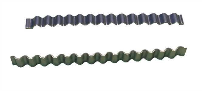 Анкерні сталеві пластини (скоба)  для ремонту тріщин. 120мм. 1000шт.