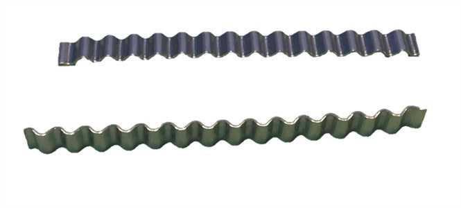 Анкерні сталеві пластини (скоба)  для ремонту тріщин. 120мм. 1000шт., фото 2