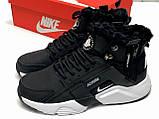 Кроссовки мужские Nike Air Huarache acronym в стиле найк хуарачи НА МЕХУ (Реплика ААА+), фото 2