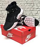 Кроссовки мужские Nike Air Huarache acronym в стиле найк хуарачи НА МЕХУ (Реплика ААА+), фото 3