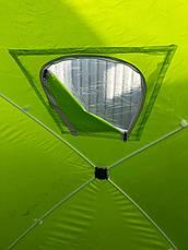 Палатка зимняя туристическая куб Lanyu 1941 (200x200x205см), фото 3