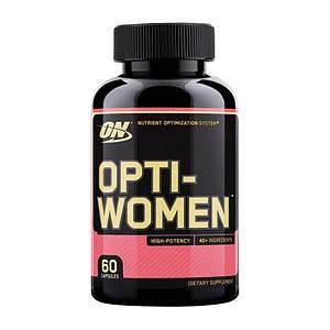 Витамины для женщин Optimum Nutrition Opti-Women 60 caps