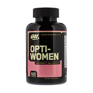 Витамины для женщин Optimum Nutrition Opti-Women 120 caps
