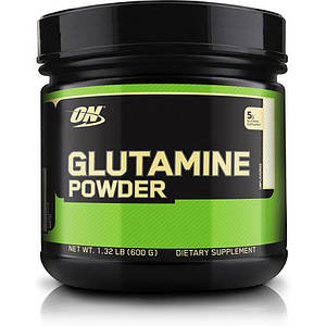 Глютамин Optimum Nutrition Glutamine powder 600 g