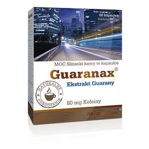 Гуарана OLIMP Guaranax 60 caps