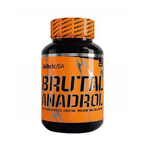 Тестостероновый бустер BioTech Brutal Anadrol 90 tabs