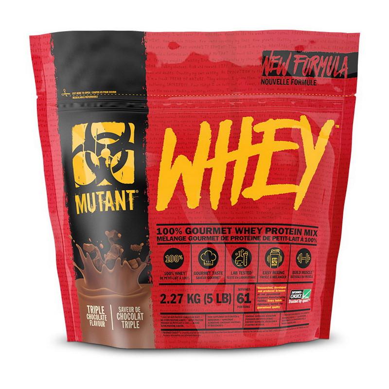 Сывороточный протеин Mutant Mutant Whey 2,27 kg