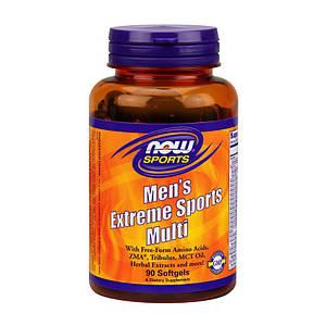 Витамины для мужчин NOW Men's Extreme Sports Multi 90 caps