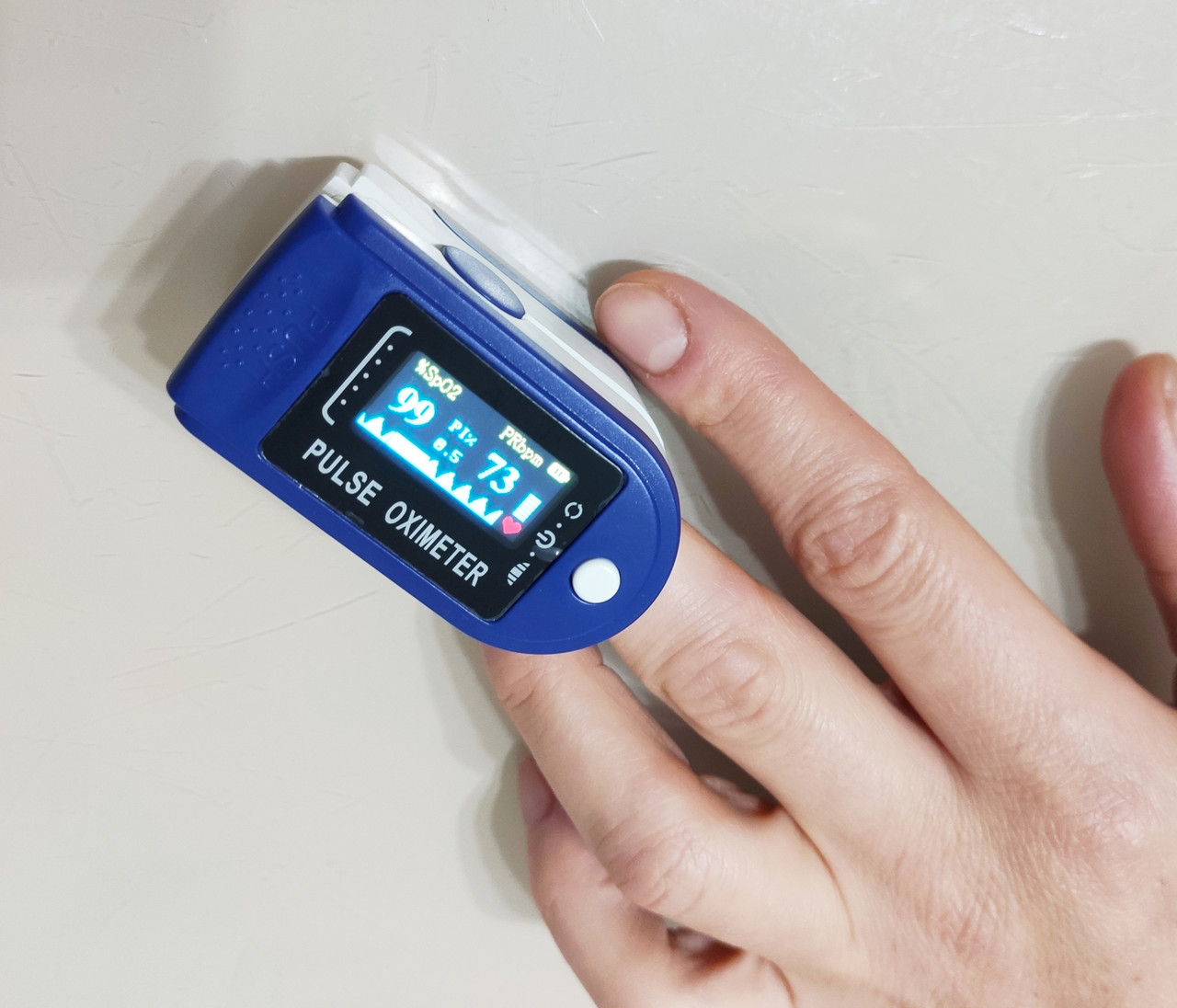 Пульсоксиметр (Puls oximeter)