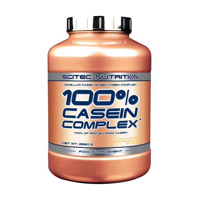 Казеин Scitec Nutrition 100% Casein Complex 2,35 kg