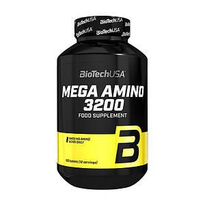 Аминокислотный комплекс BioTech Mega Amino 3200 100 tabs
