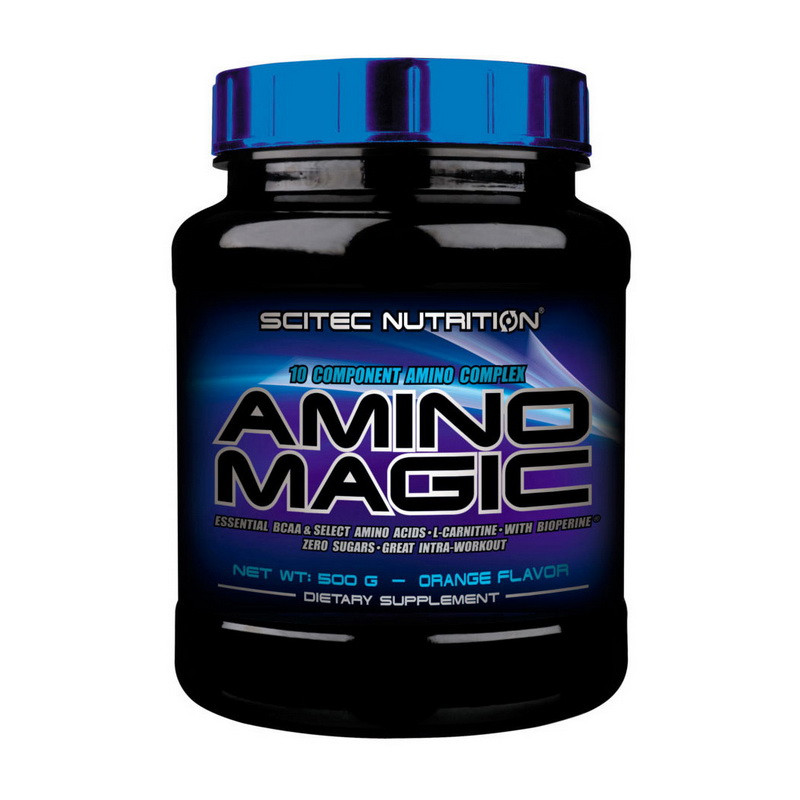 Аминокислоты Scitec Nutrition Amino Magic 500 g
