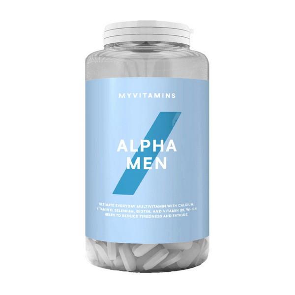 Витамины для мужчин MyProtein Alpha Men 120 tabs