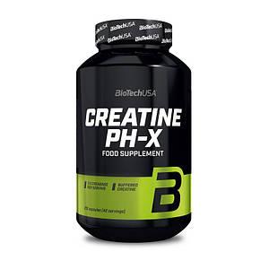 Креатин Фосфат BioTech Creatine pH-X 210 caps