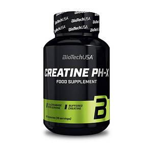 Креатин Фосфат BioTech Creatine pH-X 90 caps