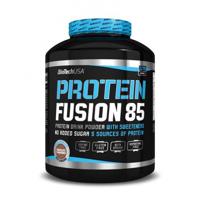 Комплексный протеин BioTech Protein Fusion 85 2,270 kg
