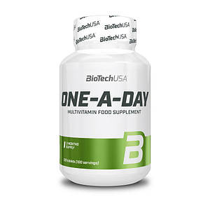 Мультивитамины и минералы BioTech One a Day 100 tab