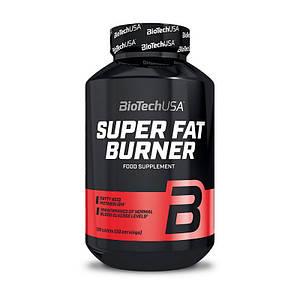 Жиросжигатель BioTech Super Fat Burner 120 tabs