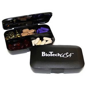 Органайзер для таблеток (таблетница) BioTech Pillbox