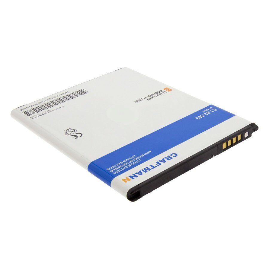 Аккумулятор Craftmann для LG H900 Dual Sim TD-LTE (ёмкость 2900mAh)