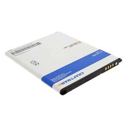 Аккумулятор Craftmann для LG H900 Dual Sim TD-LTE (ёмкость 2900mAh), фото 2