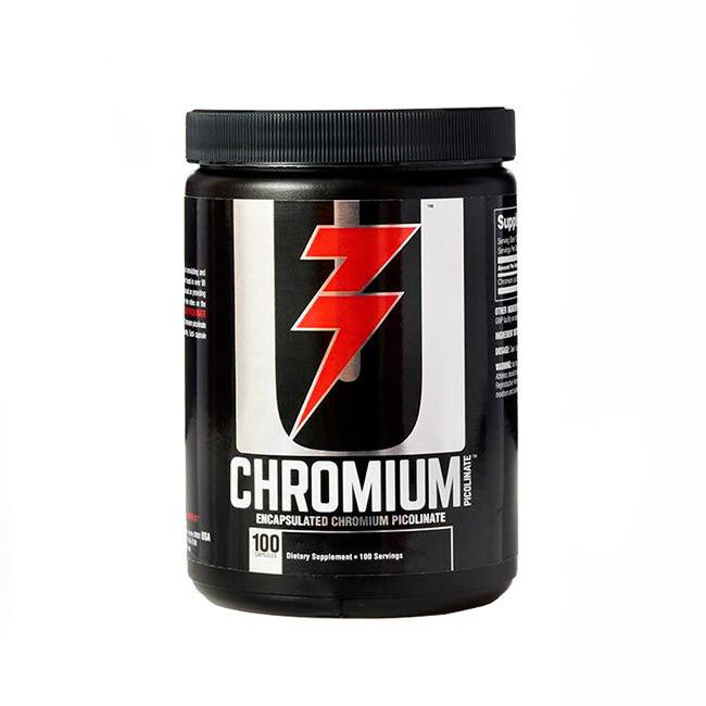 Хром пиколинат Universal Chromium Picolinate 100 caps