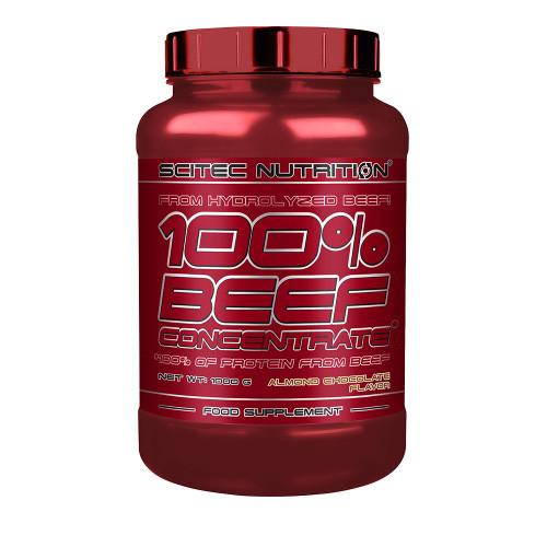Говяжий протеин Scitec Nutrition 100% Beef Concentrate 1 kg