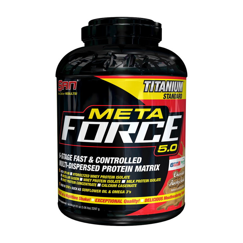 Протеин SAN Meta Force 5.0 2,3 kg