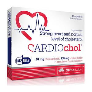 Поддержка сердца OLIMP CARDIO Chol 30 caps