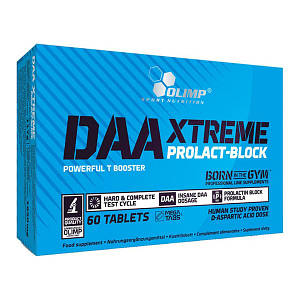 D-аспарагиновая кислота OLIMP DAA Xtreme 60 tabs